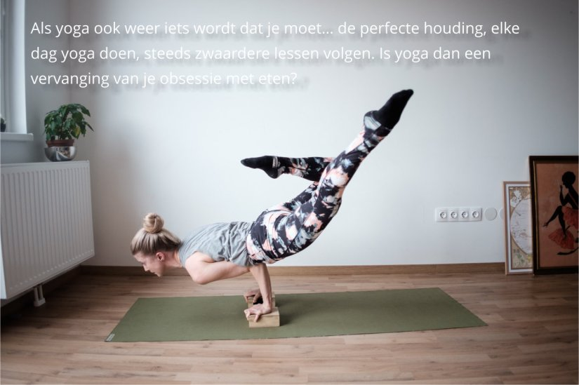 Yoga als obsessie